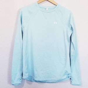 Under Armour Cold Gear Long Sleeve Shirt Size L